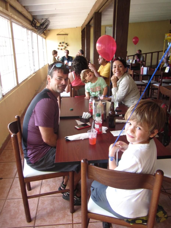 Diner à Aibonito