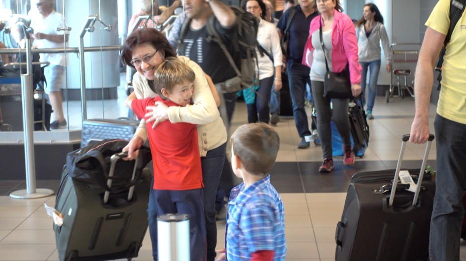 mamie lise aeroport